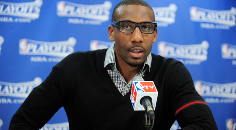 "Amar'e Stoudemire Talks About His New Documentary, ""In The Moment,"" Detailing His Up-and-Down Career."