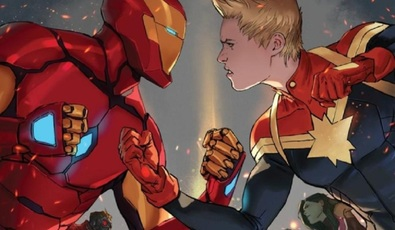 TSL Comic Book Review: Civil War II