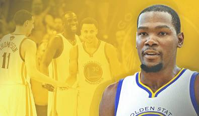 The Weakest Move Ever Is Having A Tantrum About Kevin Durant