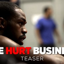 "WATCH- ""The Hurt Business"" a new doc going deep into the world of MMA"