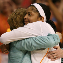 Pat Summitt Didn't See Color, She Saw People