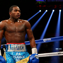 Adrien Broner Got Locked Up