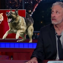 Jon Stewart Returns To The Late Show