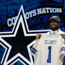 Ezekiel Elliott Tainted By Domestic Violence Allegations