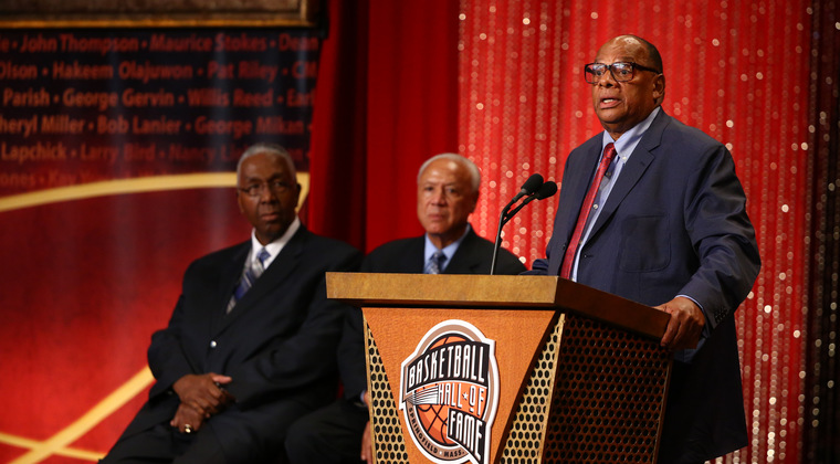 The Shadow League's Championship Drive: George Raveling