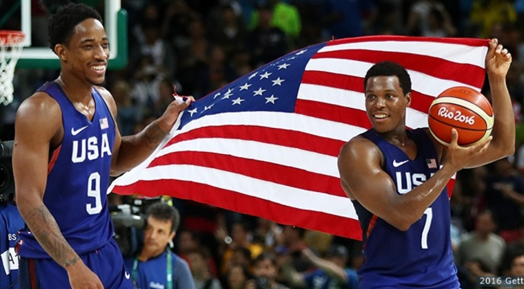 TSL Olympic Blitz: Team USA Men's Basketball Shuts It Down in Rio