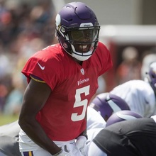 Teddy Bridgewater's Knee Explodes