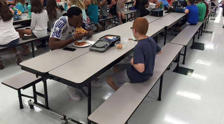 Sports Doing Good- Florida State's Travis Rudolph Warms Hearts Nationwide