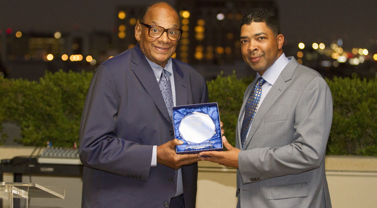 The 2016 Shadow League Awards: George Raveling