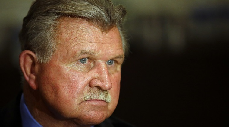 Mike Ditka's Closed Mind Should Stick Simply To Football