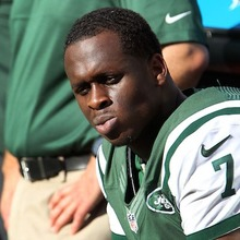 Geno Smith gets the Start but then Tears his ACL