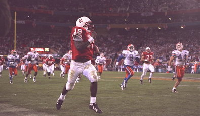 College Football Narratives: Nebraska Legend Tommie Frazier