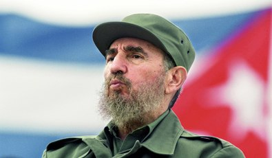 My Day With Fidel Castro