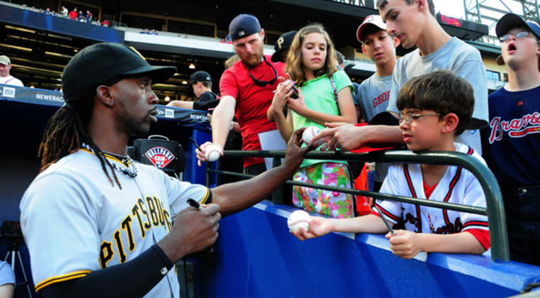 From Legacy Square To Andrew McCutchen