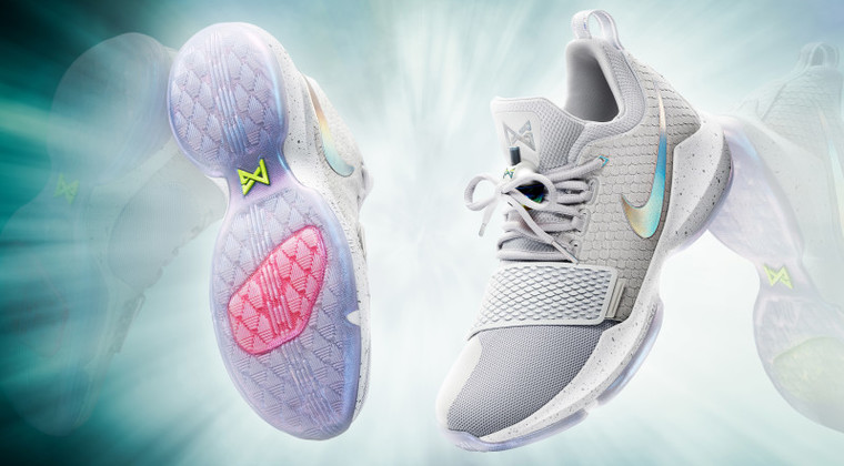 Paul George Gets His First Nike Signature Kicks