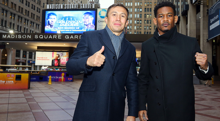 If GGG Can Capture NY He Can Own Boxing
