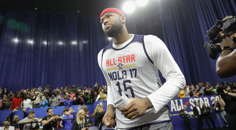 DeMarcus Cousins Boogies Out Of Sacramento In Trade To New Orleans