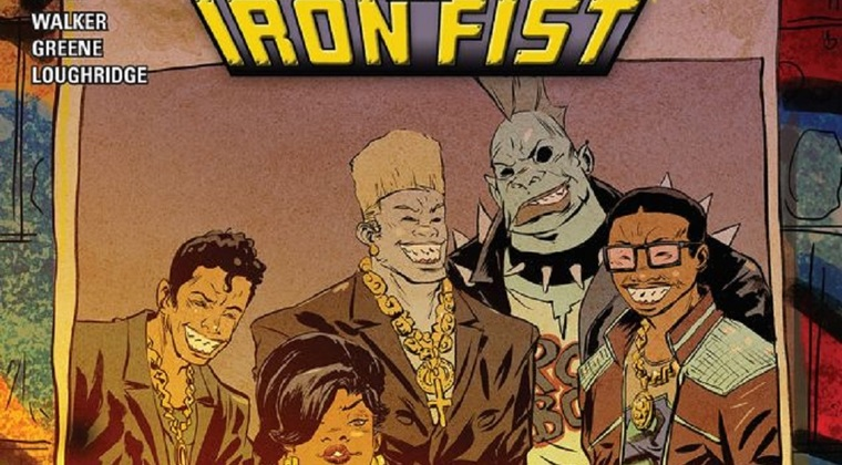 TSL Comic Book Convo: Power Man and Iron Fist #12 and #13