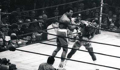 Ali vs. Frazier I- The Manifestation Of Black America