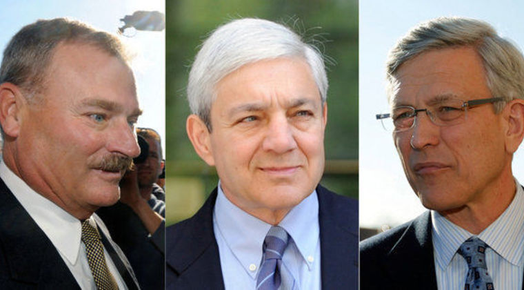 Ex-Penn State Admins Plead Guilty to Child Endangerment