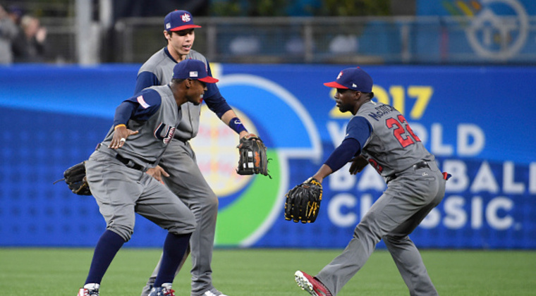 MLB's Black Knights Lift USA Into WBC Semis