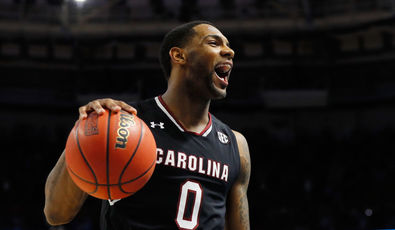The Campus Dribble Drive: Sindarius Thornwell's Time to Shine