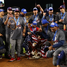 USA Wins First WBC Championship