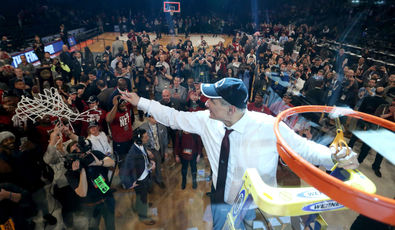 Frank Martin is the Best Final Four Story Around