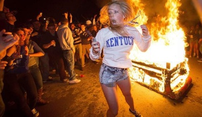 White Privilege and Kentucky Basketball are Synonymous