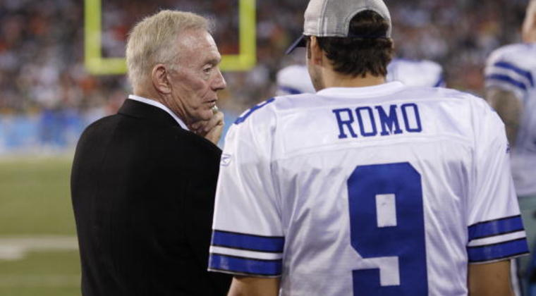 Are Cowboys Having A Change of Heart About Tony Romo?