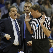 Final Four Referee John Higgins Receiving Threats From Kentucky Fans