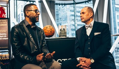 Ernie Johnson Continues To Thrive And Inspire
