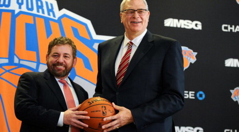 Players Hold No Weight In James Dolan's MSG Kingdom