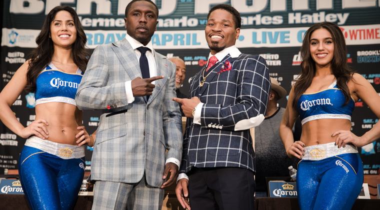 Andre Berto vs. Shawn Porter Lead The Fight Weekend