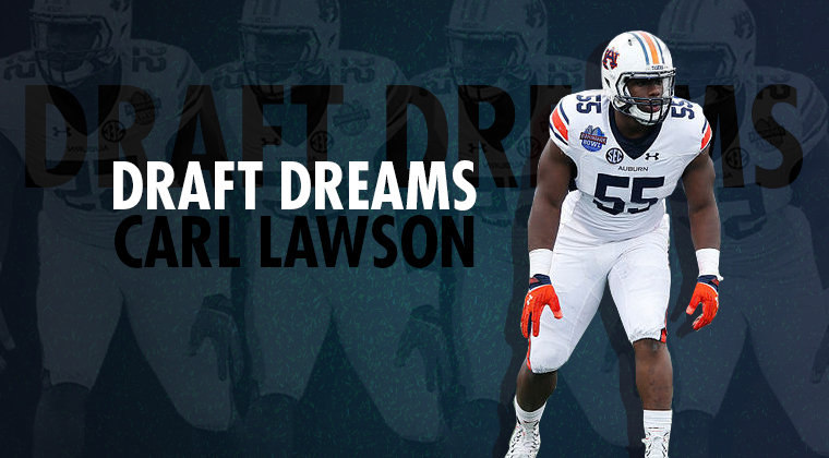 Carl Lawson Is The Name To Watch In The 2017 NFL Draft