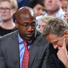 Chronic Back Pain Will Keep Steve Kerr Off Sidelines for Game 4