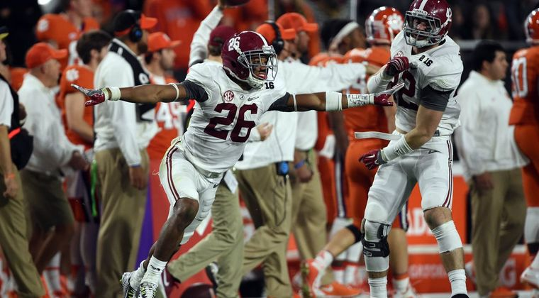SEC Football Dominates Draft Night's Opening Round