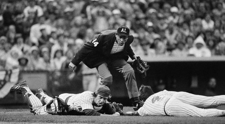 Former MLB Umpire Steve Palermo Succumbs To Cancer At Age 67