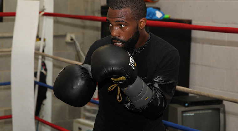Gary Russell Jr. Is All About That Gym Life