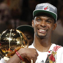 Chris Bosh And Miami Heat Agree To Part Ways