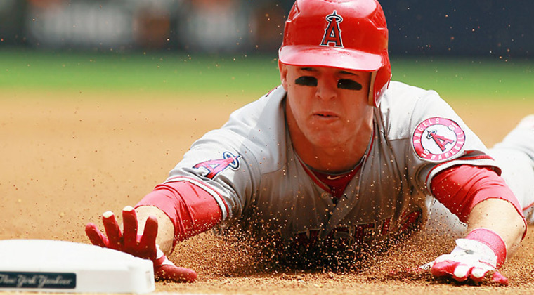 trout run hispanic single men Angels storm back with 4-run 7th on way to 6-5 victory over followed by a cameron maybin single, and then mike trout got on via walk more from halos heaven.