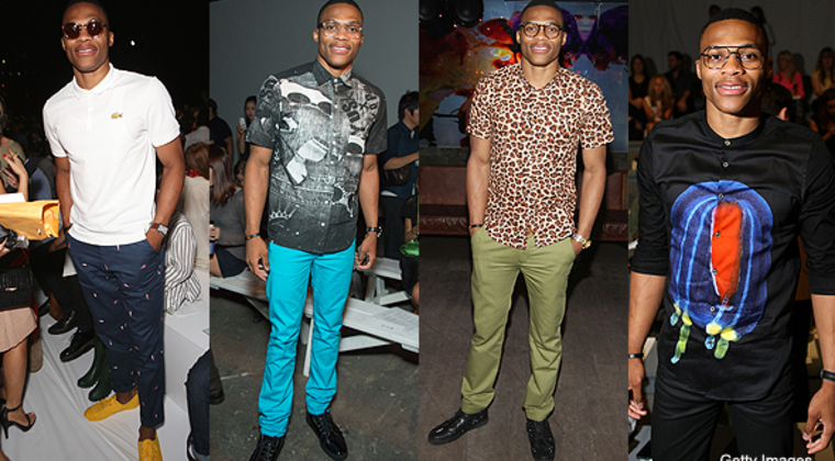 NBA's King of Fashion: Express Yourself!